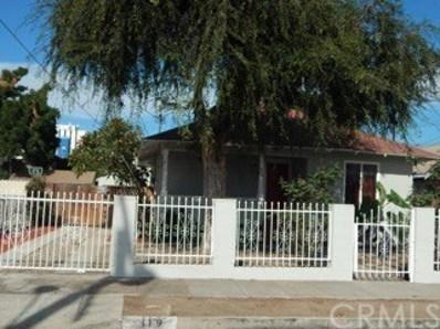 119 S Rose Avenue, Compton, CA 90221 - MLS#: DW18212342