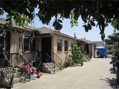 1772 E 92nd Street, Los Angeles, CA 90002 - MLS#: DW18214290