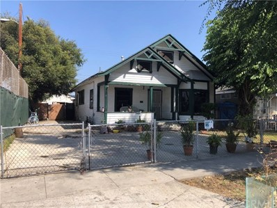 7226 Whitsett Avenue, Los Angeles, CA 90001 - MLS#: DW18216307