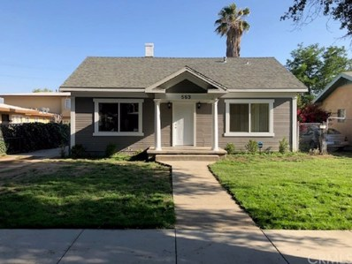 563 W 21st Street, San Bernardino, CA 92405 - MLS#: DW18218385