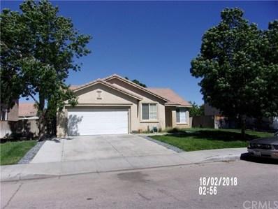 38718 37th Street E, Lancaster, CA 93550 - MLS#: DW18220608
