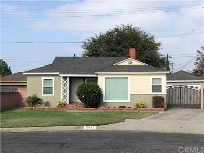 10807 Longworth Avenue, Downey, CA 90241 - MLS#: DW18224929
