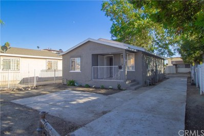 222 E Colden Avenue, Los Angeles, CA 90003 - MLS#: DW18229649