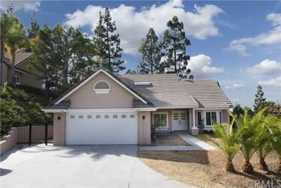 535 S Shannon Street, Anaheim Hills, CA 92807 - MLS#: DW18230382