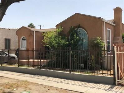 844 W Century Boulevard, Los Angeles, CA 90044 - MLS#: DW18232594