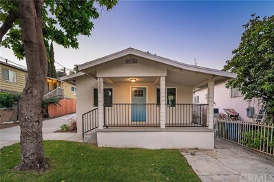 1085 N Hazard Avenue, East Los Angeles, CA 90063 - MLS#: DW18233052