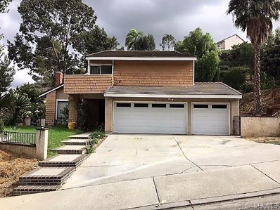 4512 Woodmar Drive, Whittier, CA 90601 - MLS#: DW18234351
