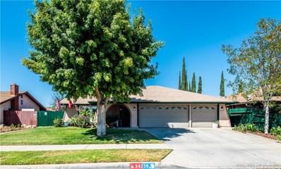 24220 Via Vargas Drive, Moreno Valley, CA 92553 - MLS#: DW18235241