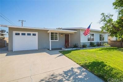 17240 E Woodcroft Street, Azusa, CA 91702 - MLS#: DW18235985