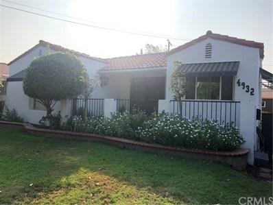 4932 Church Street, Pico Rivera, CA 90660 - MLS#: DW18237634