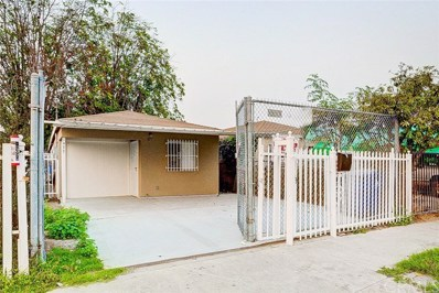 1477 E 111th Street, Los Angeles, CA 90059 - MLS#: DW18240280