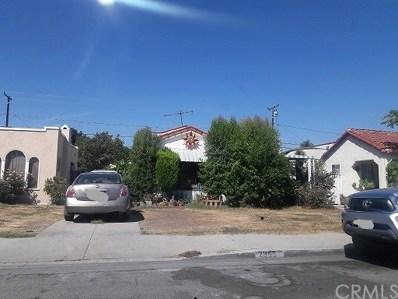 2955 Cudahy Street, Huntington Park, CA 90255 - MLS#: DW18240781