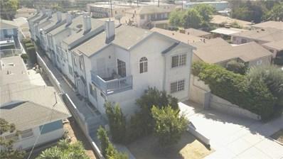 326 E Hazel Avenue UNIT 5, Inglewood, CA 90302 - MLS#: DW18240965