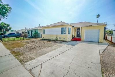 1710 W Reeve Street, Compton, CA 90220 - MLS#: DW18241002