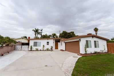 8143 Greenvale Avenue, Pico Rivera, CA 90660 - MLS#: DW18242017