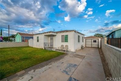 16306 S Pannes Avenue, Compton, CA 90221 - MLS#: DW18242197