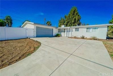 11479 Weber Avenue, Moreno Valley, CA 92555 - MLS#: DW18243332