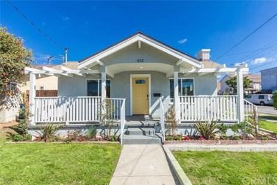 422 S Grevillea Avenue, Inglewood, CA 90301 - MLS#: DW18247472