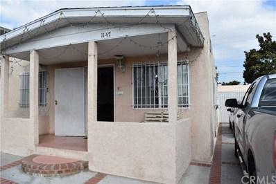 1147 W 99th Street, Los Angeles, CA 90044 - MLS#: DW18247688