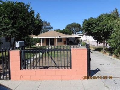 11137 Pope Avenue, Lynwood, CA 90262 - MLS#: DW18247717