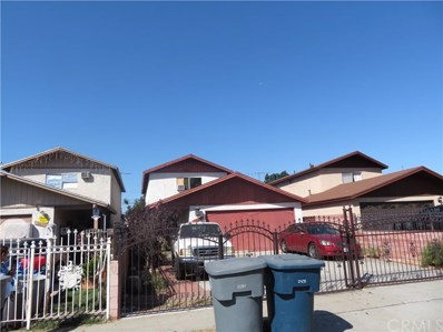9805 San Gabriel Avenue, South Gate, CA 90280 - MLS#: DW18249957