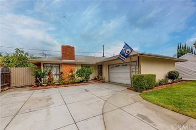 2219 W Coronet Avenue, Anaheim, CA 92801 - MLS#: DW18250257