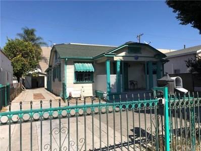 2755 Walnut Street, Huntington Park, CA 90255 - MLS#: DW18251273