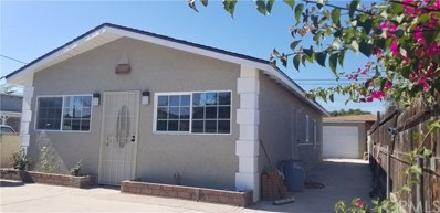 15309 Castana Avenue, Paramount, CA 90723 - MLS#: DW18252659