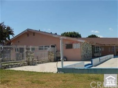 6475 Atlantic UNIT 908, Long Beach, CA 90805 - MLS#: DW18254591