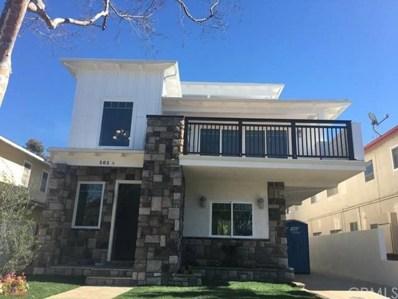 502N Francisca Av, Redondo Beach, CA 90277 - MLS#: DW18255546