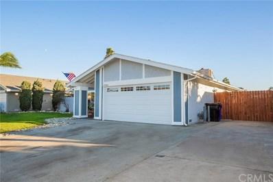 17553 Ceres Avenue, Fontana, CA 92335 - MLS#: DW18256345