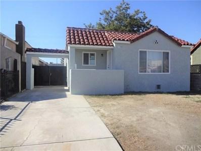 7507 Dalton Avenue, Los Angeles, CA 90047 - MLS#: DW18256407