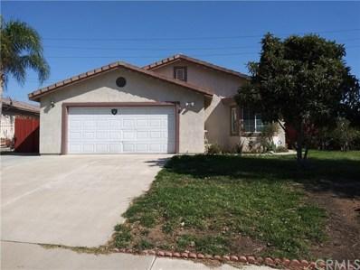12116 Coachman Lane, Moreno Valley, CA 92557 - MLS#: DW18256411