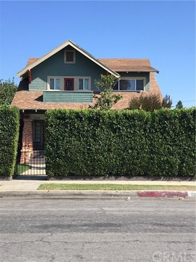 2654 Halldale Avenue, Los Angeles, CA 90018 - MLS#: DW18256432