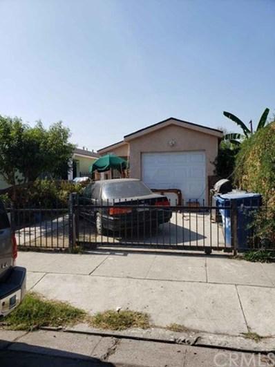 10513 Kalmia Street, Los Angeles, CA 90002 - MLS#: DW18256625