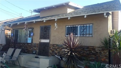 1662 E 76th Street, Los Angeles, CA 90001 - MLS#: DW18257004