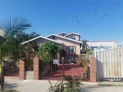1107 W 112th Street, Los Angeles, CA 90044 - MLS#: DW18257458
