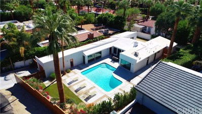 291 W Overlook Road, Palm Springs, CA 92264 - MLS#: DW18258876