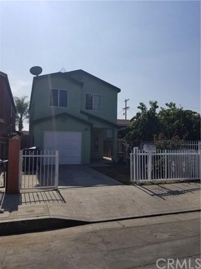 1818 E 105th Street, Los Angeles, CA 90002 - MLS#: DW18259376