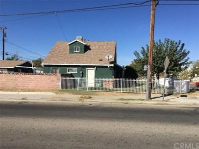 44003 Hoban Avenue, Lancaster, CA 93534 - MLS#: DW18265363