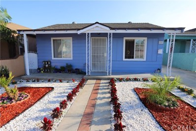820 W 115th Street, Los Angeles, CA 90044 - MLS#: DW18266475
