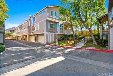 605 N Pageant Drive UNIT E, Orange, CA 92869 - MLS#: DW18266801