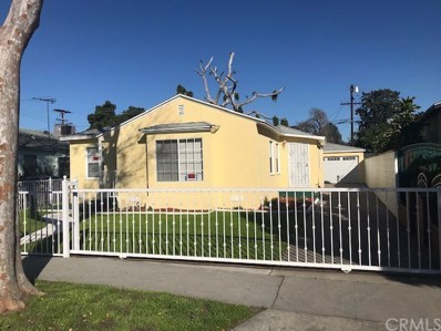 135 E Gordon Street, Long Beach, CA 90805 - MLS#: DW18267112