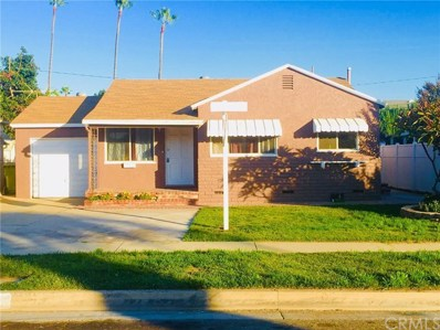 7818 Wellsford Avenue, Whittier, CA 90606 - MLS#: DW18267231