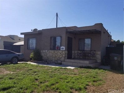 6201 Mayflower Avenue, Bell, CA 90201 - MLS#: DW18268012