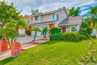 1760 Vixen Trail Street, Corona, CA 92882 - MLS#: DW18269338