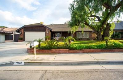 11538 Sierra Sky Drive, Whittier, CA 90601 - MLS#: DW18269606