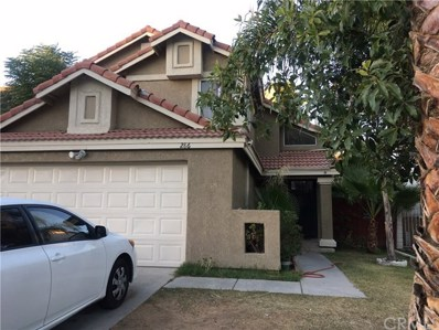 286 Recognition Lane, Perris, CA 92571 - MLS#: DW18272352
