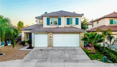 1106 Oasis Court, San Jacinto, CA 92582 - MLS#: DW18272757