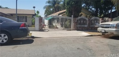 3822 Hubbard Street, Los Angeles, CA 90023 - MLS#: DW18273872